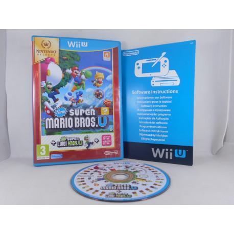 New Super Mario Bros. U + New Super Luigi U - Selects