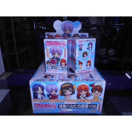 Nendoroid Petit - Suzumiya Haruhi 02 - Unidad