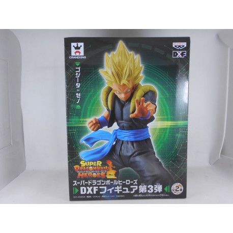 Dragon Ball DXF Figure Vol. 3 Super Saiyan Gogeta Xeno