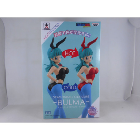 Dragon Ball CII Figure Bulma