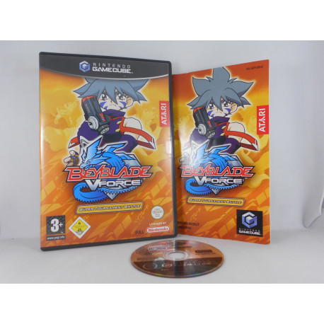 Beyblade V Force: Super Tournament Battle U.K.