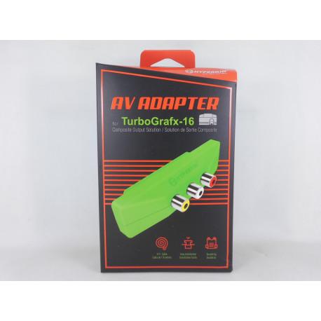 Adaptador AV para Turbografx 16