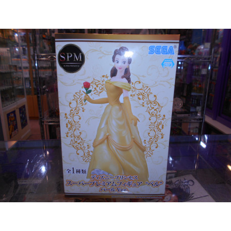 Belle - Beauty & The Beast - Sega Premium Figure