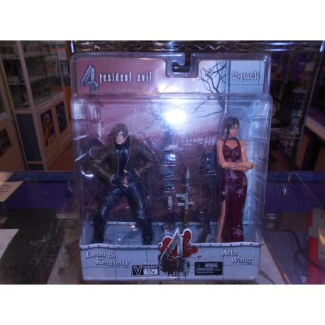 Resident Evil 4 - Leon S. Kennedy & Ada Wong 2-Pack