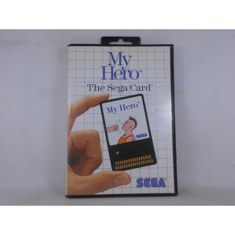 My Hero - The Sega Card