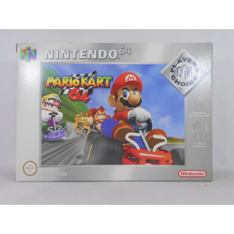 Mario Kart 64 - Player´s Choice