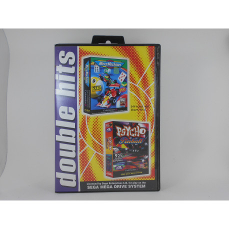 Double Hits - Micro Machines/Psycho Pinball