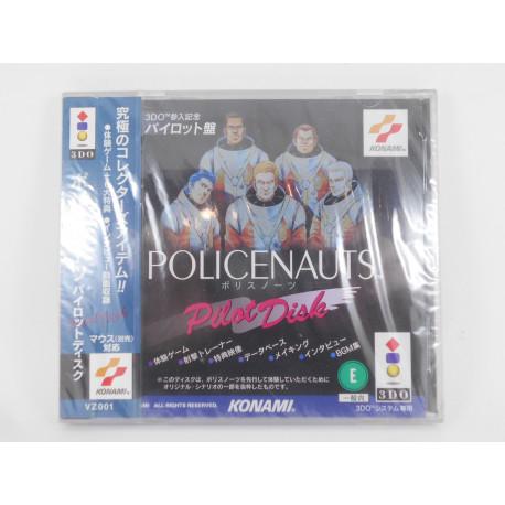 Policenauts Pilot Disk