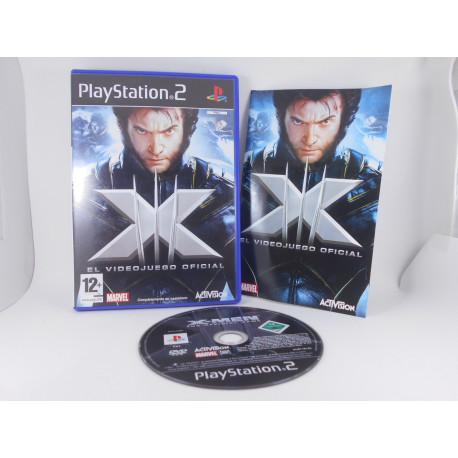 X-Men III : El Videojuego Oficial