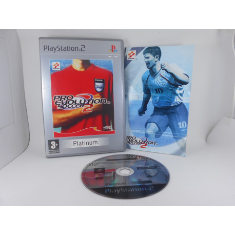 Pro Evolution Soccer 2 - Platinum
