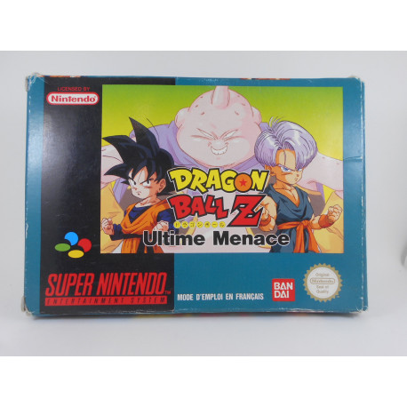Dragon Ball Z Ultime Menace