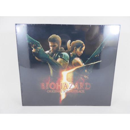 Biohazard 5 / OST / MICA1054-6