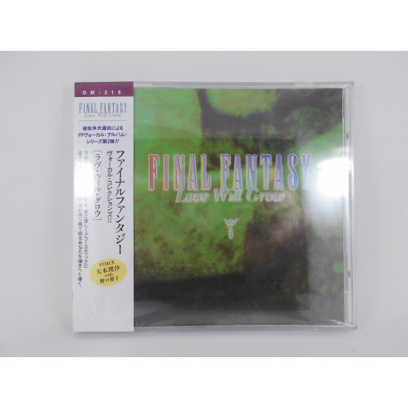 Final Fantasy / Love Will Grow / GM218