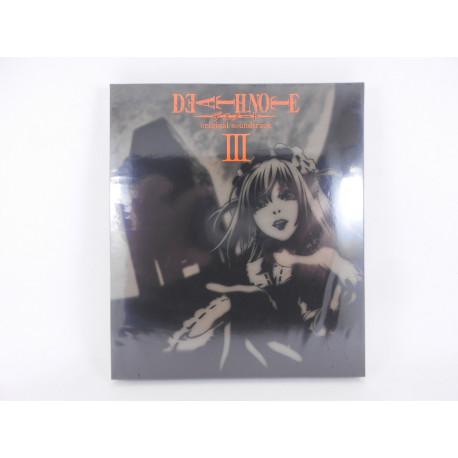 Death Note / Original Soundtrack III / MICA0821