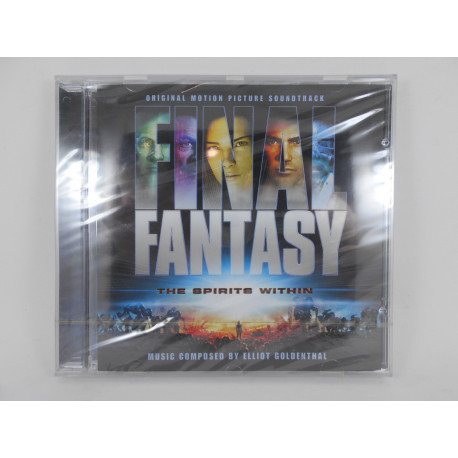 Final Fantasy: The Spirits Within / Original Motion Picture Soundtrack