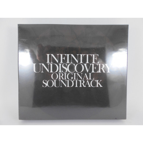 Infinite Undiscovery / Original Soundtrack / MICA1008-10