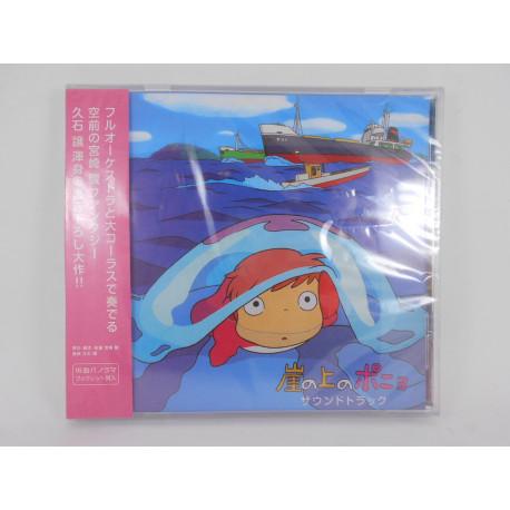 Ponyo on a Cliff / Original Soundtrack / MICA0975