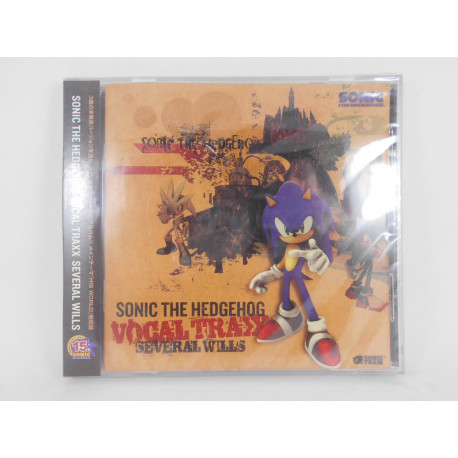 Sonic The Hedgehog / Vocal Traxx Several Wills / MICA0778