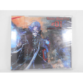 Trinity Blood File 01 / Gunmetal Hound + More / MICA0526