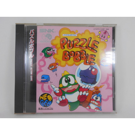Puzzle Bobble