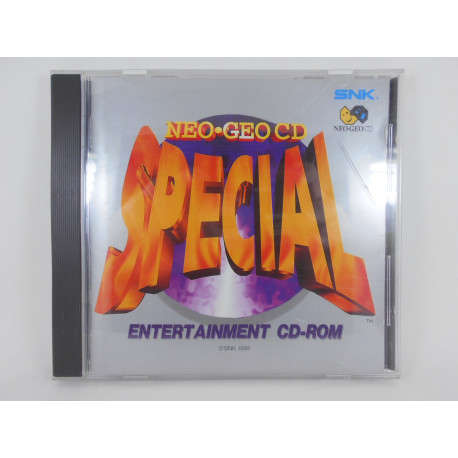 Neogeo CD Special - Entertainment CD-Rom