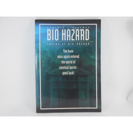 Guia Bio Hazard - Inside of Bio-Hazard Japonesa
