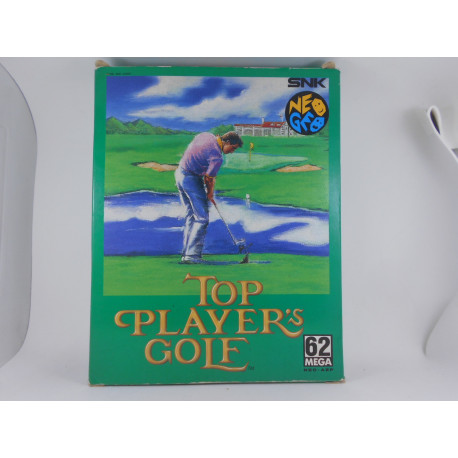 Top Player's Golf (Caja de Cartón)