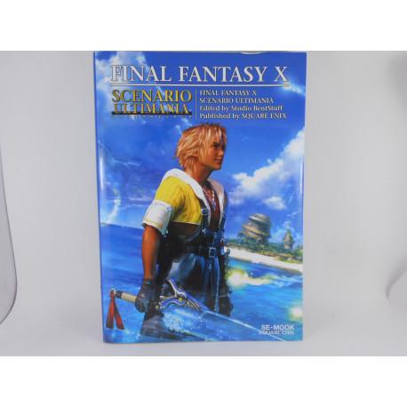 Guia Final Fantasy X Scenario Ultimania Japonesa