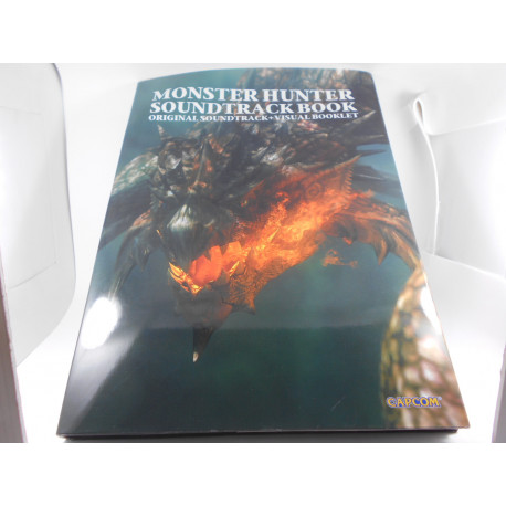 Monster Hunter Soundtrack Book