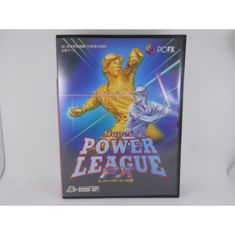 Super Power League FX