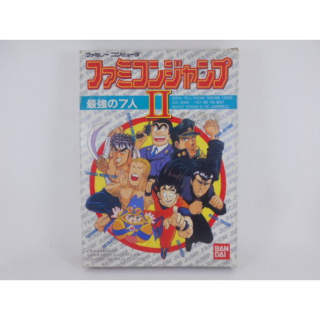Famicom Jump 2 Saikyo No 7 Nin