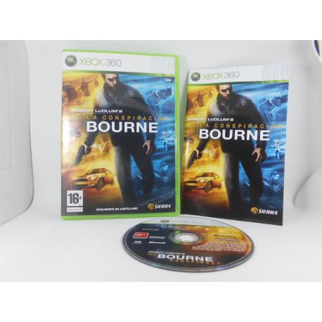 Bourne: La Conspiracion