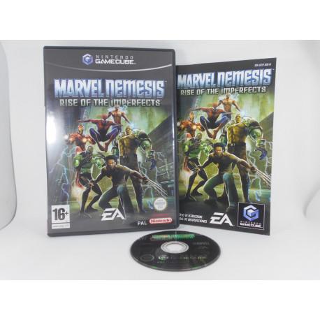 Marvel Nemesis:Rebelion de Imperfectos