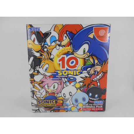 Sonic Adventure 2 - 10th Anniversary