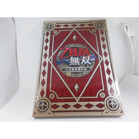 Artbook Zelda Hyrule Warriors Japones