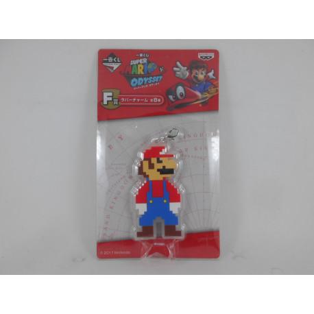Colgante Llavero Mario Odyssey Clasico