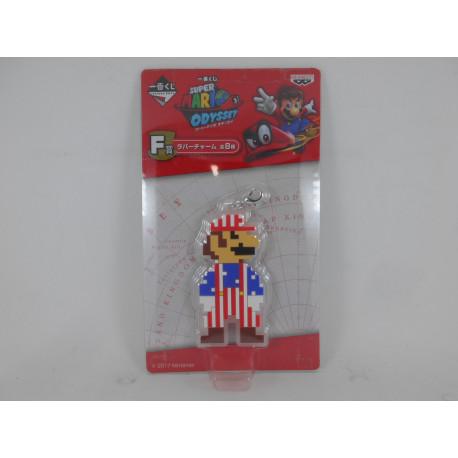 Colgante Llavero Mario Odyssey USA