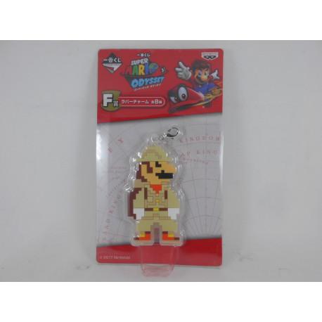 Colgante Llavero Mario Odyssey Safari
