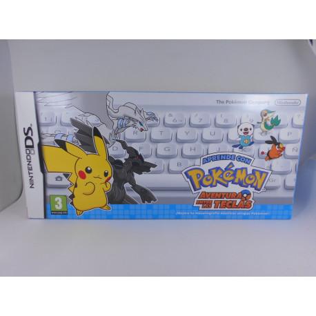 Aprende con Pokemon Aventura entre las Teclas