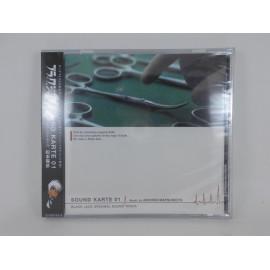 Black Jack / Original Sound Track / Sound Karte 01/ MICA0478