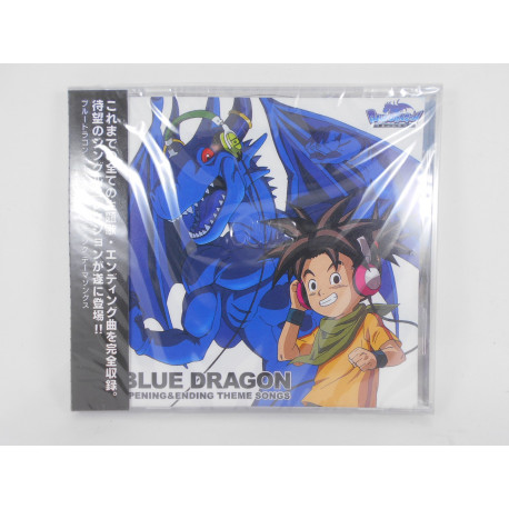 Blue Dragon / Opening & Ending Theme Songs / MICA1080