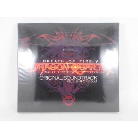 Breath Of Fire V Dragon Quarter / Original Soundtrack / ALCA8115-6