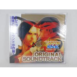 Capcom Vs. SNK Millenium Fight 2000 / Original Soundtrack / MICA0303