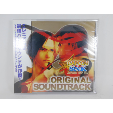 Capcom Vs. SNK Millenium Fight 2000 / Original Soundtrack / MICA0303
