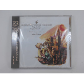 Final Fantasy Crystal Chronicles Ring of Fates / Original Soundtrack / MICA0857