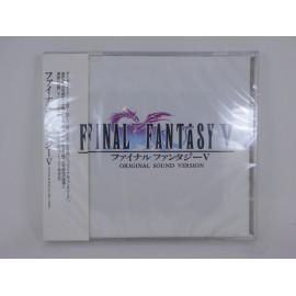 Final Fantasy V / Original Sound Version / MICA0154-5