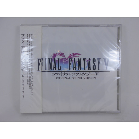 Final Fantasy V / Original Sound Version / MICA0154-5