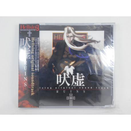 Hellsing / Original Sound Track Ruins / ALCA8059