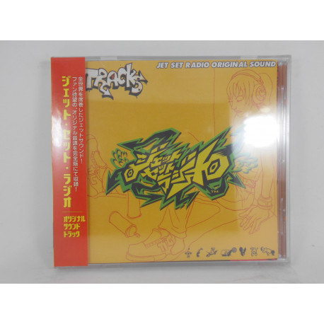 Jet Set Radio / Original Soundtrack / MICA0268