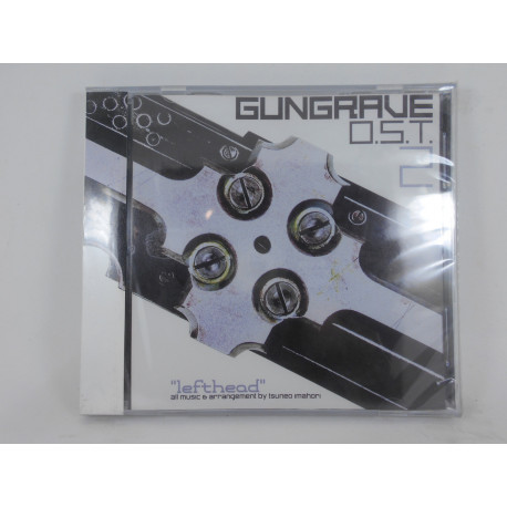 Gungrave / Original Soundtrack 2 Lefthead / MICA0192